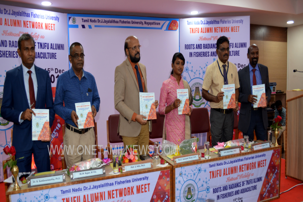 National Workshop on Roots and Radiance of TNJFU Alumni in Fisheries and Aquaculture