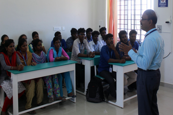 Awareness Programme on proper waste disposals, College of Fisheries Engineering, Tamil Nadu Dr.J.Jayalalithaa Fisheries University,Nagapattinam.