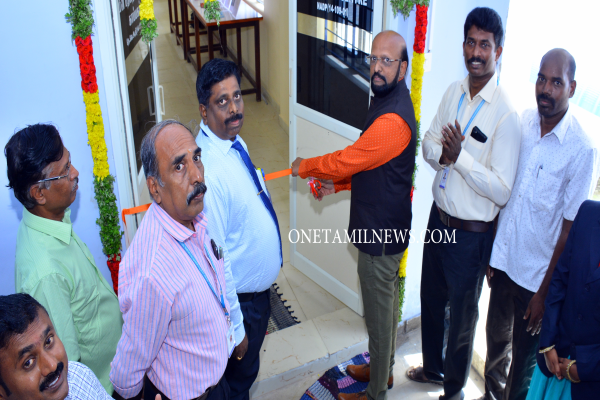 Kayalagam – Fish Processing  Incubation Center and Fishery Product Retail Outlet Inaugurated by Vice Chancellor,TNJFU at Fisheries College and Research Institute , Thoothukudi