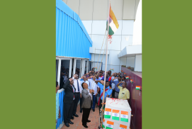 Tamilnad MercantileBank Ltd Celebrates 73rd Independence Day